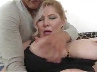 Bbw mature with big tits...