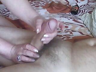 geile Schwanzmassage beim Fremdschwanz