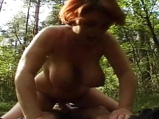 Redheat has Fun in the Forrest