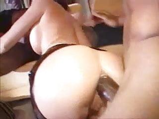Kami Andrews is a butt slut