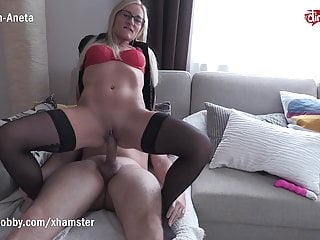 mydirtyhobby - aneta figured the perfect way to pay for rentPorn Videos