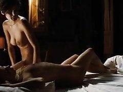 Elena Anaya and Natasha Yarovenko sex scenes in Room in Rome
