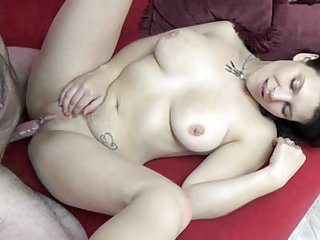Curvy coed Brianna Stars is taking some cock from a geek