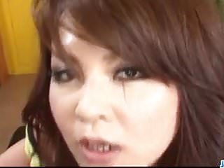 Airi ai wants jizz on her and face...