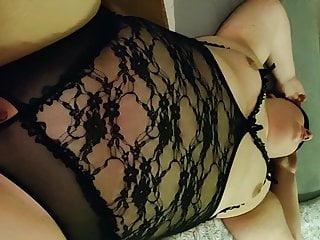 fat german slut blindfolded and used Porn Videos