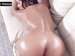 Super Thick Rose Monroe Gets Dicked down