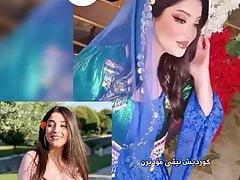 Beautiful Kurdish Queen before fuck