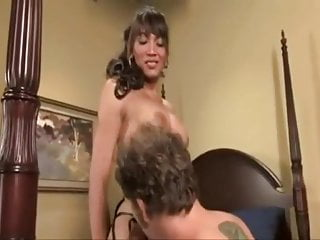 Sexy shemale perfect domination by sinne...
