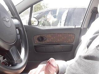 Flashing Car Hd Videos video: Dickflashing Car 47