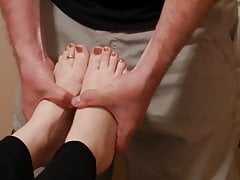 Feet - Glide Mechanism For Arches
