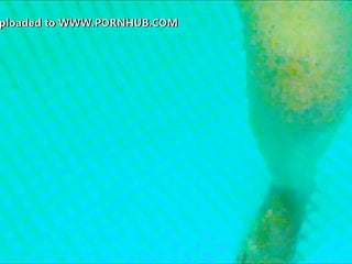 FUCK AND CREAMPIE UNDERWATER FULL