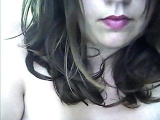 canadian chubby hairy pussy big tits masturbating on webcam