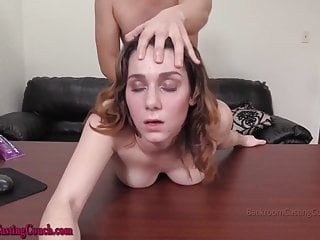 Amateur alicia gets a creampie casting...
