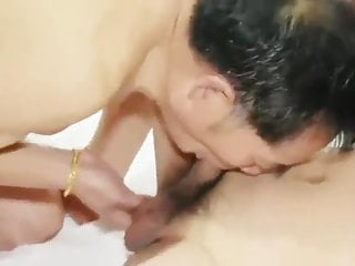2 Amateur Asian Daddy's
