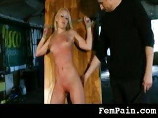 Sin of pride gets her punished...