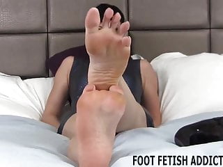 your think sexy really fetish I foot is