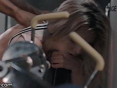 DarkX Petite Teen Destroyed By Huge BBC
