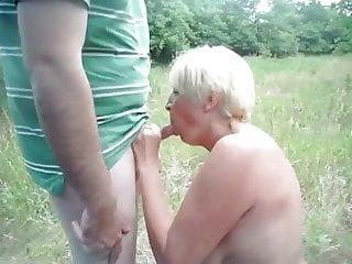 Grannies cock 1...