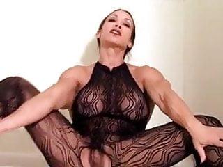 Sexy milf clit...
