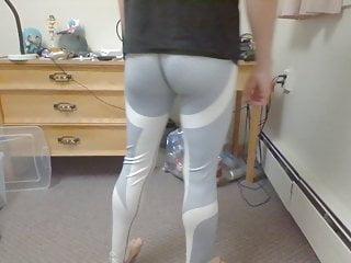 leggings sissy