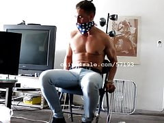 Gay Bondage - Samuel Bondage Part2 Video1