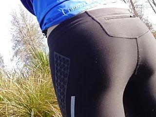Ass tease pants...
