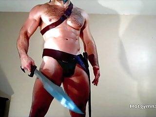 Spartan cum fantasy video...