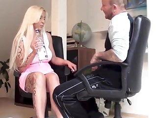 anal milf blond fick betrunken