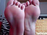 My sexy ebony feet will make you hard in seconds