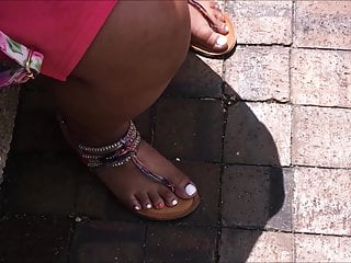 Cynthia White Toes
