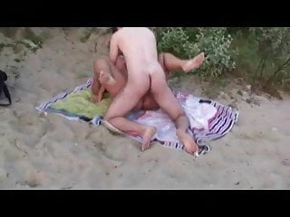At beach 2...