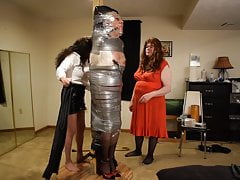 Ronni Wrap And Taped To The Post By The Stephanies 4 29 21