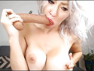 Busty babe hardcore pussy fuck and squirt...
