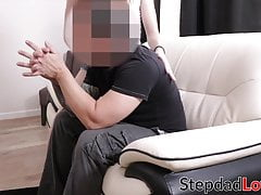 Slutty Teen Wants To Get Fucked By Her Amazing Stepfather