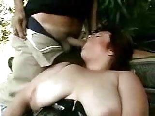 bbw fucking outdoor