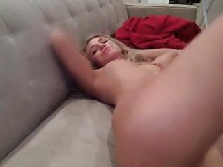 Nude Haley Miller at residence presents her butthole for examine