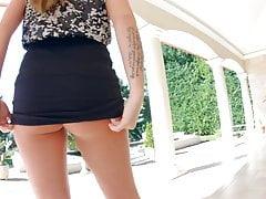 Rachele Richey big tit hottie gets her boobs fucked hard by