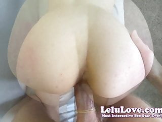 Lelu love spank while doggystyle...