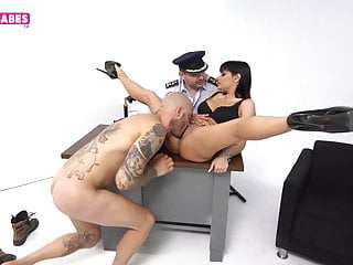 Sugarbabestv Greek Police Sex In The Office
