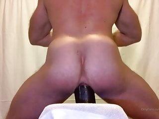 Requires huge dildo...