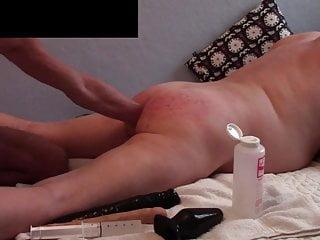Anal Fisting, bisexuel. slave