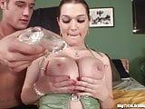 Cassandra Calogera Titty Fucking A Big Cock