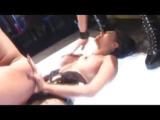 Asian dominatrixes...