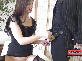 Geschlagen und gnadenlos benutzt - ANAL Sex