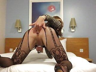 butt anal   ass plug sissy