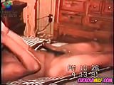 Cuckold MILF sucking and fucking BBC while sissy watches her