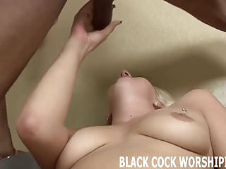 His big black cock going to destroy...