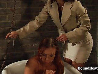 Education of Adela: Lesbian Mistress Unlocks Slave's Chains