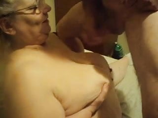 Fat busty loves cum on...