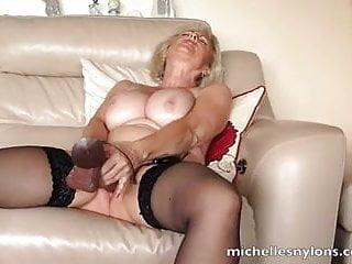 Nylons michells Michelle's Nylons
